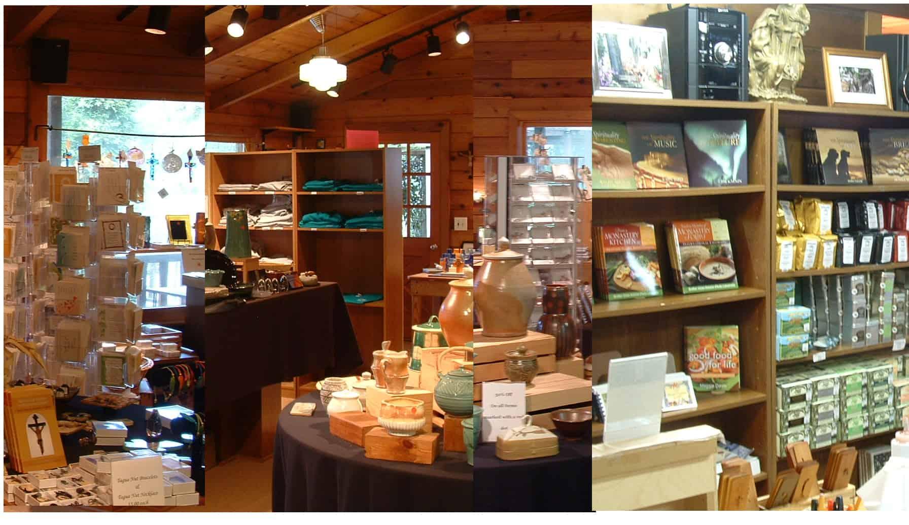 Mepkin abbey reception centergift shop mepkin abbey mepkin abbey books available negle Gallery