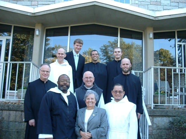 Study Days With the Novices of Belmont Abbey