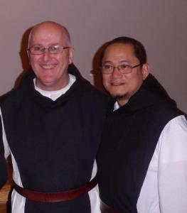 Father Gerard Jonas Palmares Professes First Vows