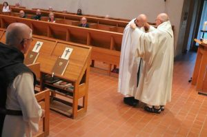 Brother Juan Professes Simple Vows