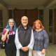 New greeter at the St. Francis Retreat Center October 1, 2017