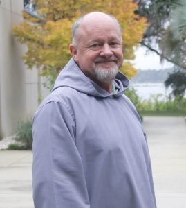 Monastic Guest - Carl Rosenberg