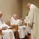 Monks Receive Lenten Books