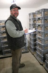 """Mepkin Mushrooms Part of Lowcountry """"Farm to Table"""" Lifestyle"""