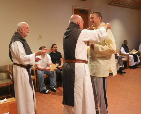 First Monastic Institute Begins