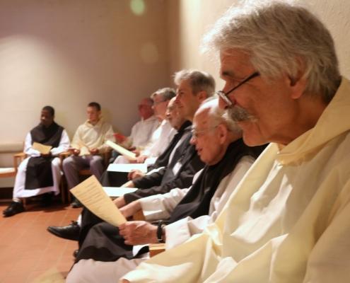 Monastic Institute Begins