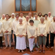 First Monastic Institute Begins