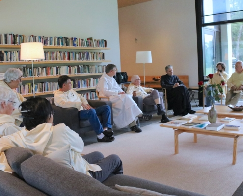 Monastic Institute Week 2