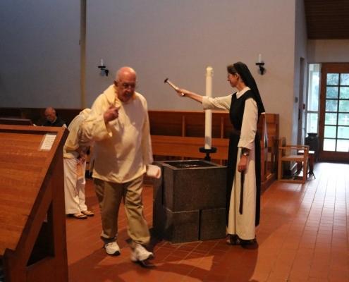 Final Week of the Monastic Institute (10)
