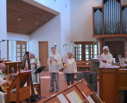 Final Week of the Monastic Institute (12)