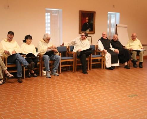 Final Week of the Monastic Institute (18)