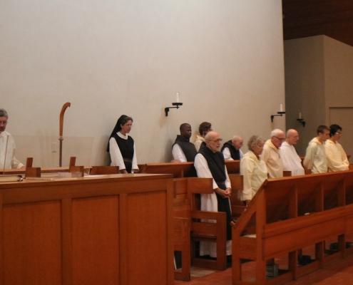 Final Week of the Monastic Institute (2)