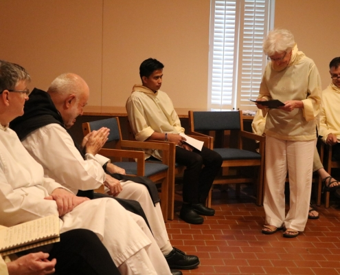 Final Week of the Monastic Institute (20)