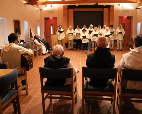Final Week of the Monastic Institute (22)