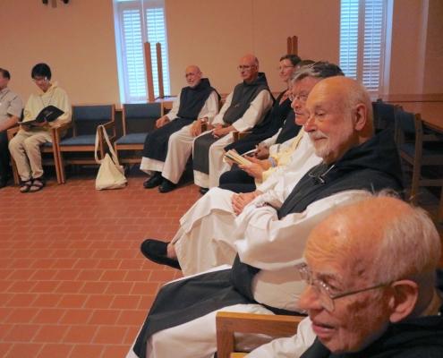 Final Week of the Monastic Institute (23)