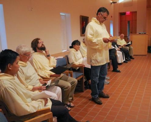 Final Week of the Monastic Institute (24)