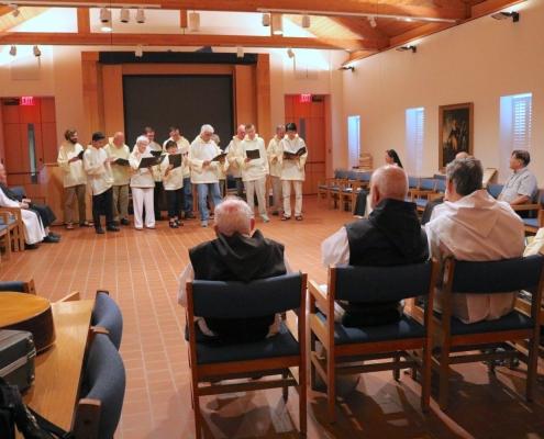 Final Week of the Monastic Institute (25)