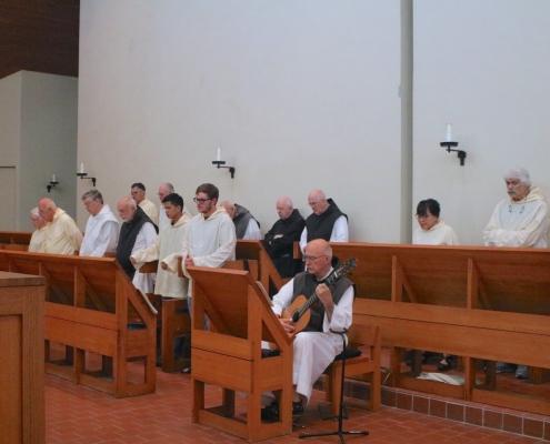Final Week of the Monastic Institute (3)