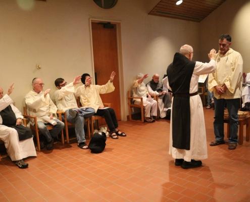 Final Week of the Monastic Institute (5)