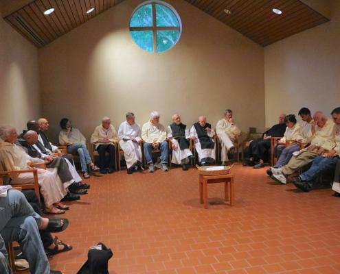 Final Week of the Monastic Institute (7)