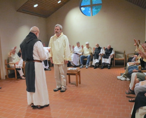 Final Week of the Monastic Institute