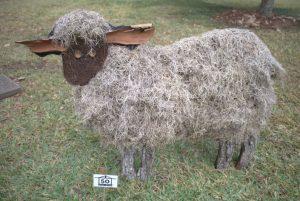 "2018 Mepkin Abbey Crèche Festival ""Sheep and Shepherds"""