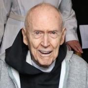 Fr Richard in habit