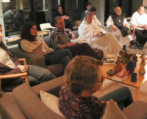 North Street Community Visits Mepkin