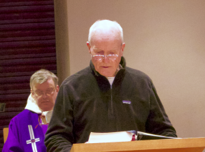 Monastic Guest - Jim Leheay