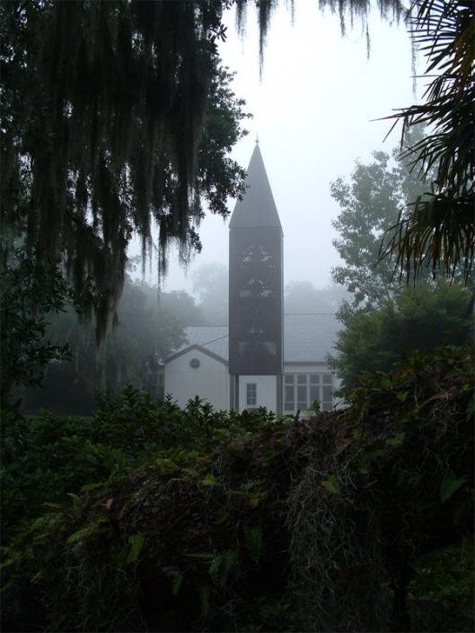 Mepkin Abbey Church