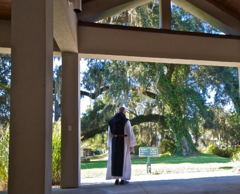 Monastic Residency Program