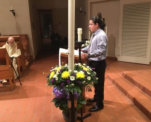 Mepkin Celebrates Holy Week