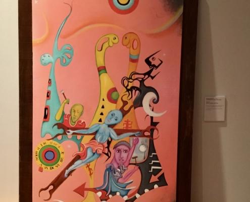 Via Crucis, an Art Exhibition