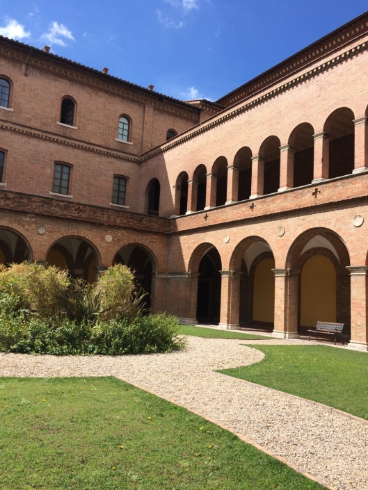 Fr. Jonas attends courses in Rome and Assisi