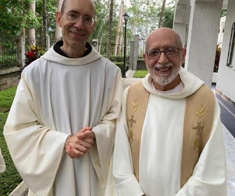 Father Joe Visits Ecuador