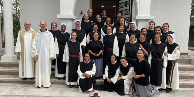 Father Joe Visits Ecuador