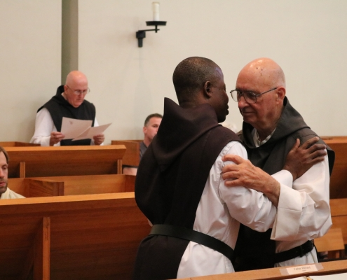Father Stan is serving as Chaplain to sisters in Esmeraldas