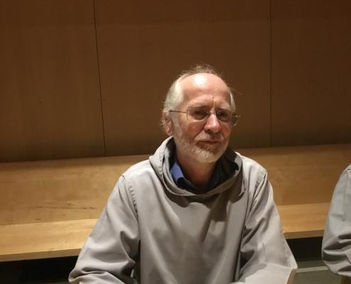 Monastic Guest - Peter Simpson