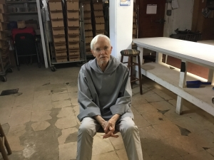 Monastic Guest – Chris Webber
