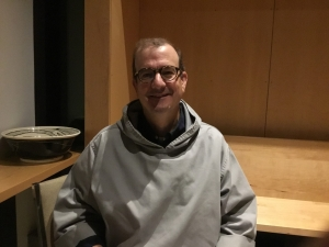 Monastic Guest Stephen Grant returns to Mepkin