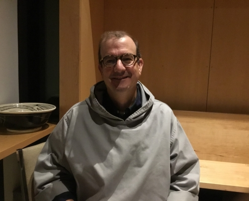 Monastic Guest Stephen Grant returns to Mepkin