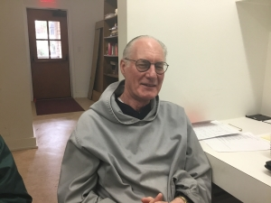 Reflections of Monastic Guest JanStephen Cavanaugh