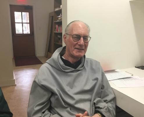 Monastic Guest JanStephen Cavanaugh