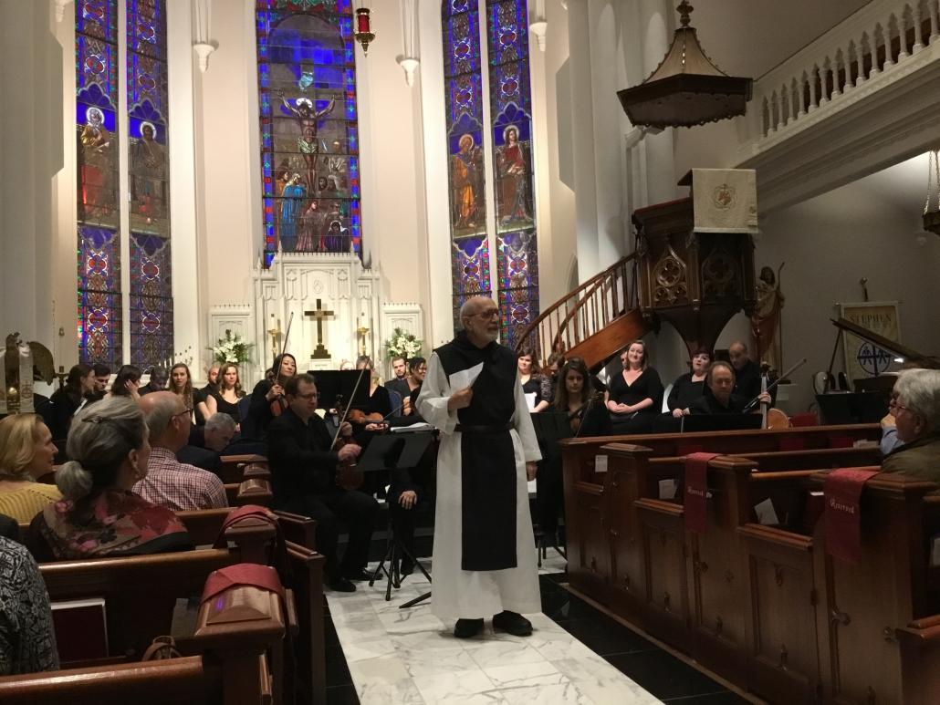 Mepkin Supports Una Sancta Concert