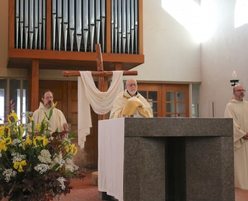 Holy Week and Easter at Mepkin