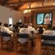 Monks continue spiritual development