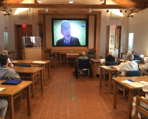 Monks Reflect on Theology and Ecology