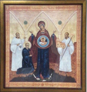 Homily for the Solemnity of the Cistercian Founders, Sts Robert, Alberic and Stephen by Fr. Gerard Jonas 26 January 2021