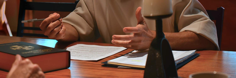 Monastic Guest Program Recommences