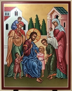 Homily for 3 October 2021 by Fr. Gerard Jonas